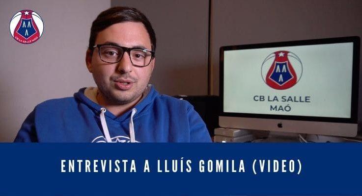 Entrevista a Lluís Gomila (VIDEO)